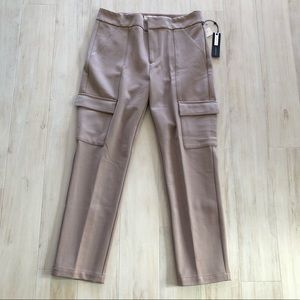 NWT Anthropologie The Essential Knit Cargo Pants